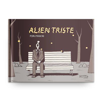 Portada de Alien Triste