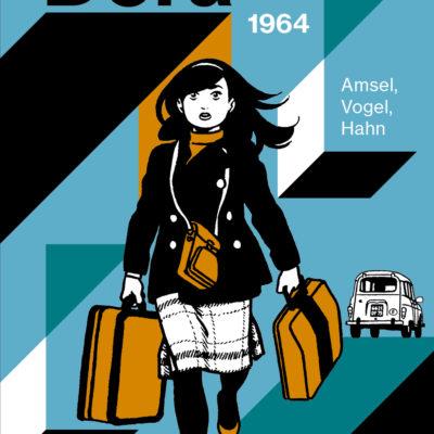 Tapa – Dora Amsel, Vogel, Hahn