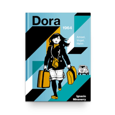 Dora. Amsel, Vogel, Hahn